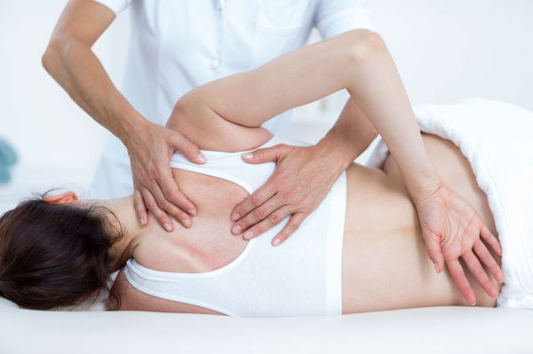 osteopathic shoulder pain treatment